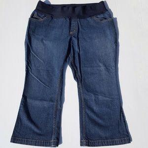 Liz Lange Maternity | Jeans Denim Capris size 16